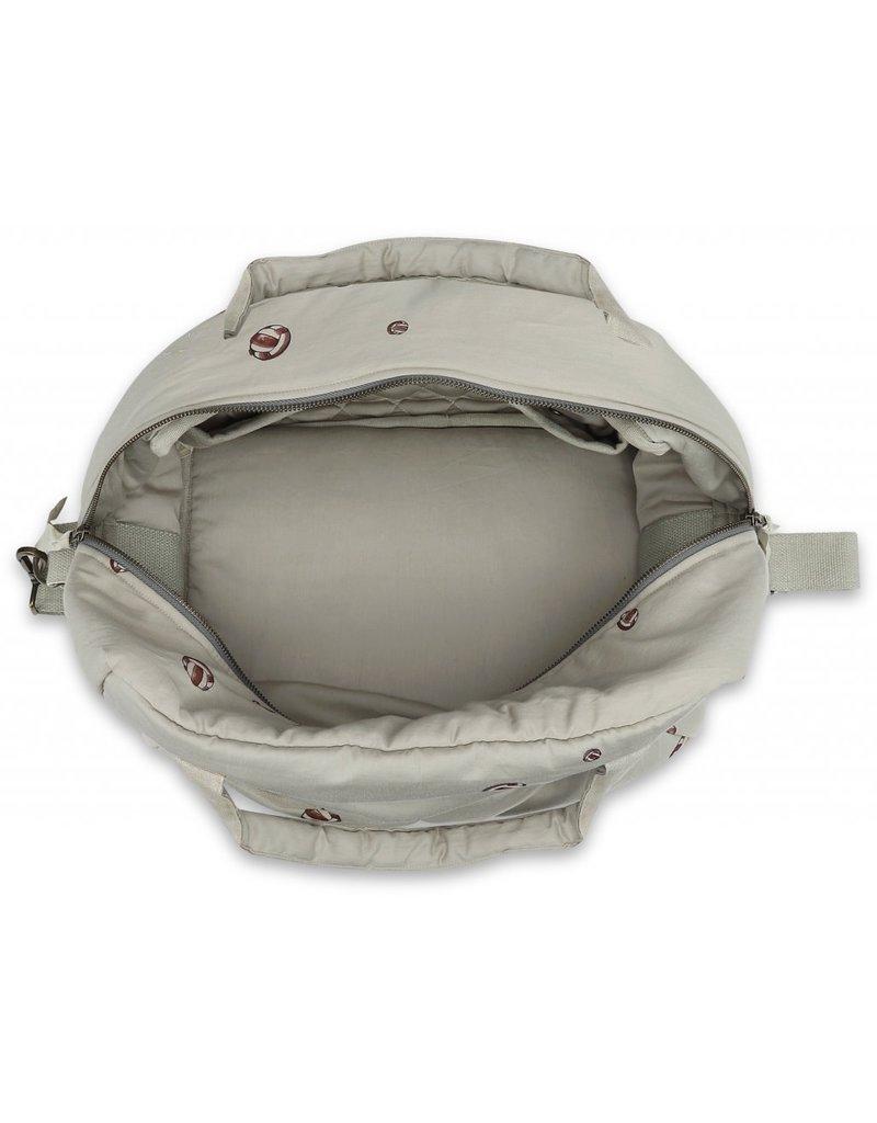 Konges Slojd Konges Slojd quilted mommy bag navy