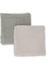 Konges Slojd Konges Slojd muslin cloth 2-pack striped boy