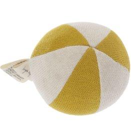 Konges Slojd Konges Slojd petit toy ball mustard