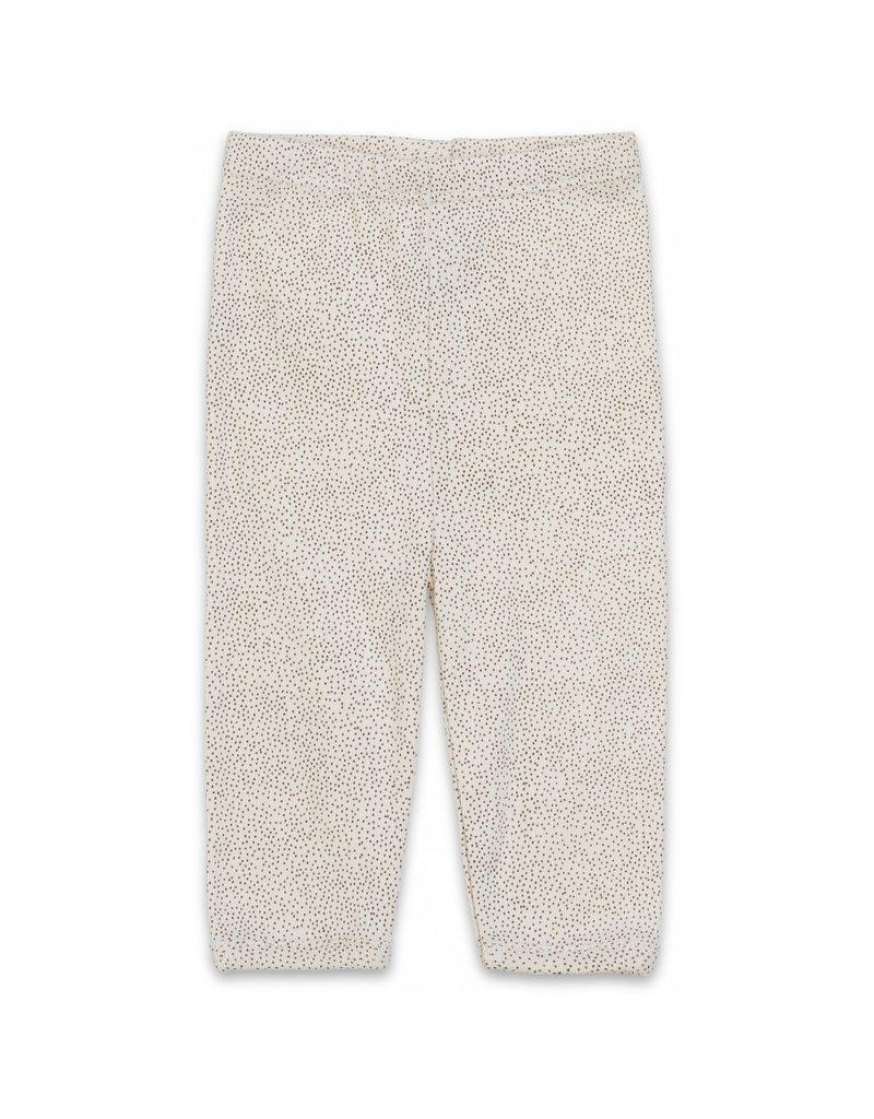 Konges Slojd Konges Slojd newborn pants caramel mini dots