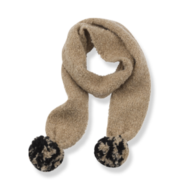 1 + in the family 1 + in the family Berna scarf beige one size