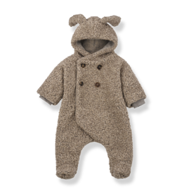 1 + in the family 1+ in the family Montreal polar suit beige