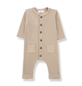 1 + in the family 1+ in the family Toulouse jumpsuit beige