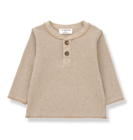 1 + in the family 1+ in the family Albi longsleeve t-shirt beige