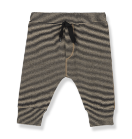 1 + in the family 1+ in the family Ghent pants black/beige