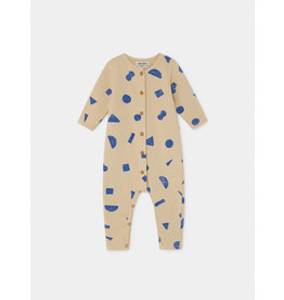 Bobo Choses Bobo Choses jumpsuit All Over Stuff