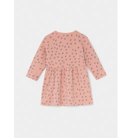 Bobo Choses Bobo Choses fleece dress All Over Stars