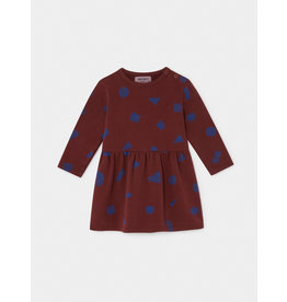 Bobo Choses Bobo Choses fleece dress All Over Stuff