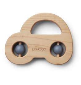 Liewood Liewood Juno teether car blue wave