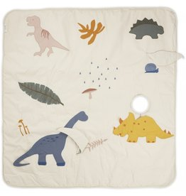 Liewood Liewood Glenn activity blanket dino mix