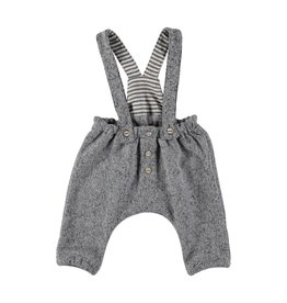 Buho Buho Alvin buttoned romper grey