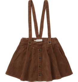 Sproet & Sprout Sproet & Sprout corduroy skirt mocha