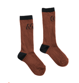 Sproet & Sprout Sproet & Sprout high sock meow mocha