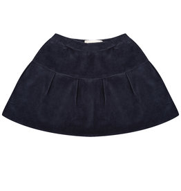 Little Indians Little Indians skirt total eclipse velour