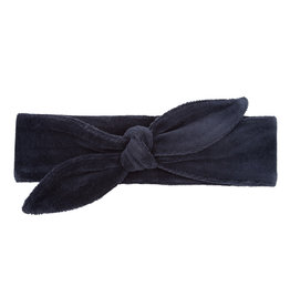 Little Indians Little Indians headband total eclipse velour one size