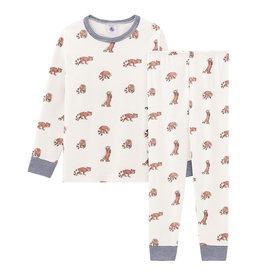 Petit Bateau Petit Bateau Coyote pyjama