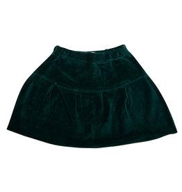 Little Indians Little Indians skirt pine trees green