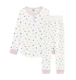 Petit Bateau Petit Bateau Corazon pyjama