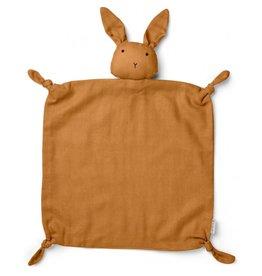Liewood Liewood Agnete cuddle teddy rabbit mustard