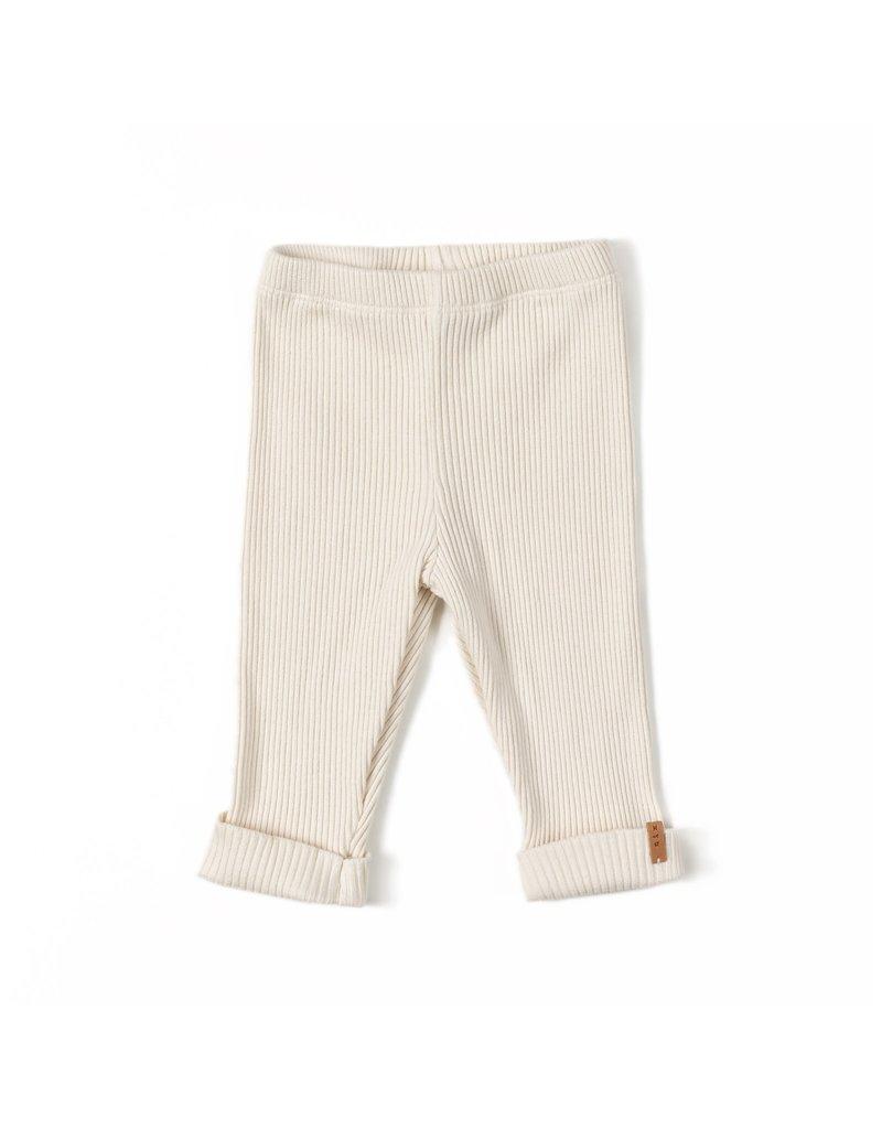 Nixnut Nixnut rib legging cream