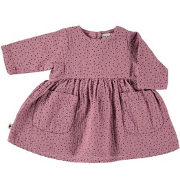 My Little Cozmo my little cozmo Irma dress vintage pink