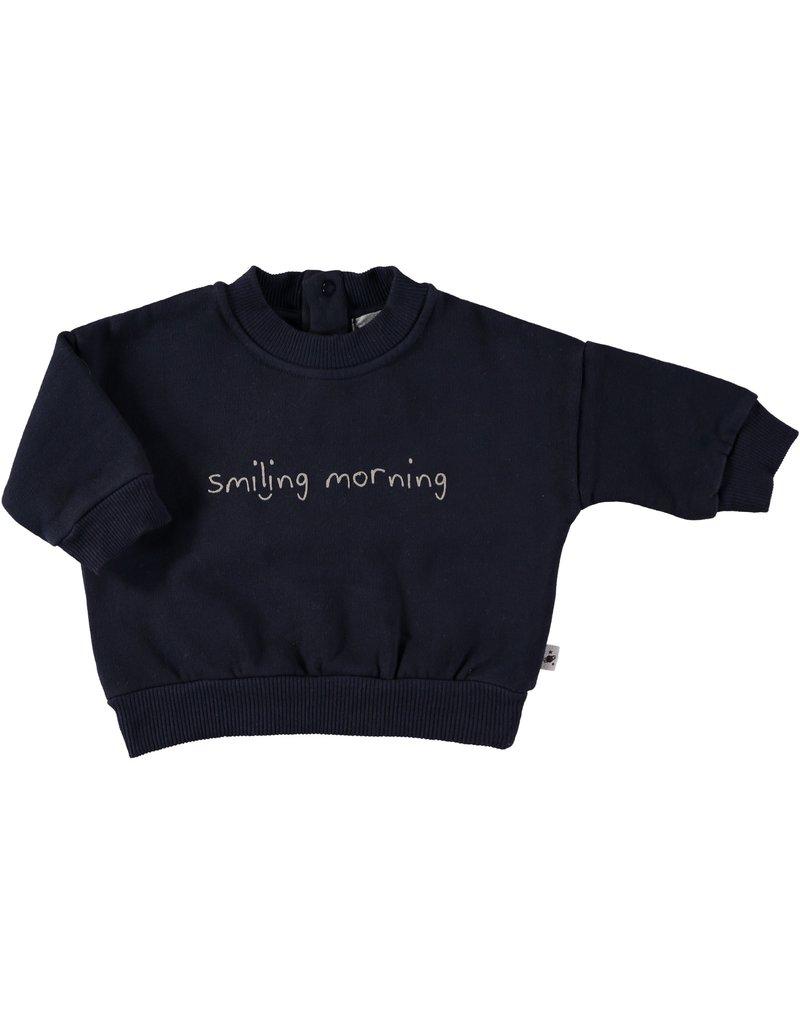 My Little Cozmo my little cozmo Nat sweatshirt dark blue