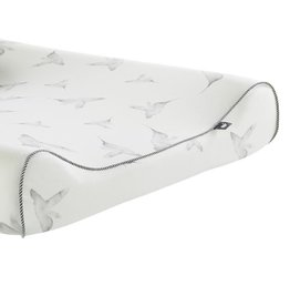Mies & Co Mies & Co changing mat cover little dreams offwhite