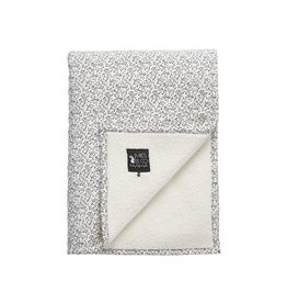 Mies & Co Mies & Co deken soft teddy indian dream offwhite
