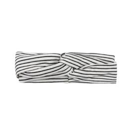 House of Jamie House of Jamie turban headband little stripes