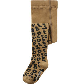 maed for mini maed for mini tights brown leopard