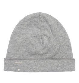 Gray Label Gray Label baby beanie grey melange