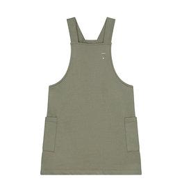 Gray Label Gray Label dungaree dress moss