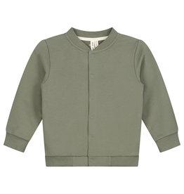 Gray Label Gray Label baseball cardigan moss