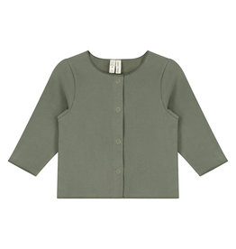 Gray Label Gray Label baby cardigan moss