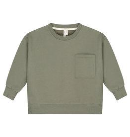 Gray Label Gray Label boxy sweater moss