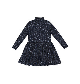Gro Gro Cecilie jersey dress classic navy