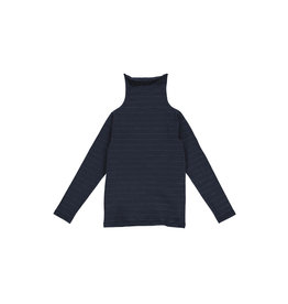 Gro Gro Isa polo neck navy