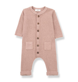 1 + in the family 1+ in the family Toulouse jumpsuit rose
