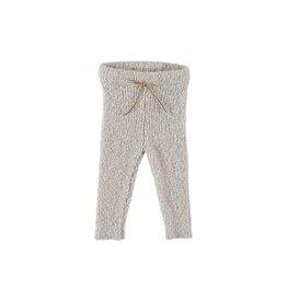 Buho Buho Jess terry knit legging ecru