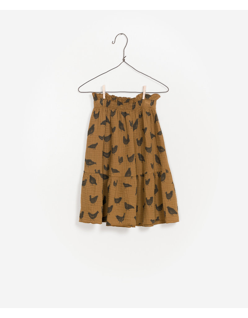 Play Up Play Up printed woven skirt craft