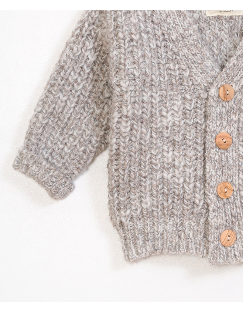 Play Up Play Up knitted jacket