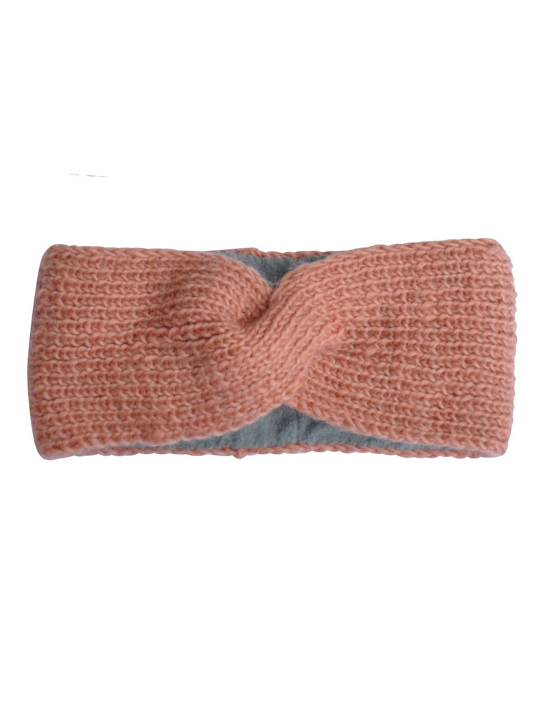 Hats over Heels Hats over Heels Turban headband pink