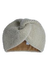 Hats over Heels Hats over Heels Turban hat beige