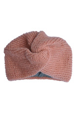 Hats over Heels Hats over Heels Turban hat light pink