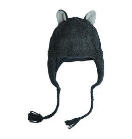 Hats over Heels Hats over Heels Skunk hat dark grey