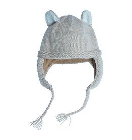 Hats over Heels Hats over Heels Skunk hat beige