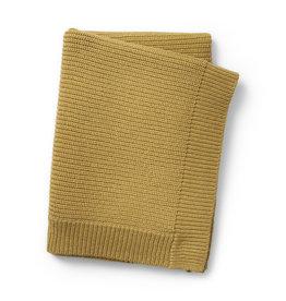 Elodie Details Elodie Details gebreid deken wol gold