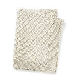 Elodie Details Elodie Details gebreid deken wol vanilla white