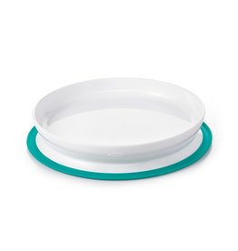 OXO tot stick & stay bord teal