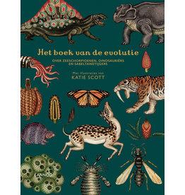 Lannoo Lannoo Het boek van de evolutie